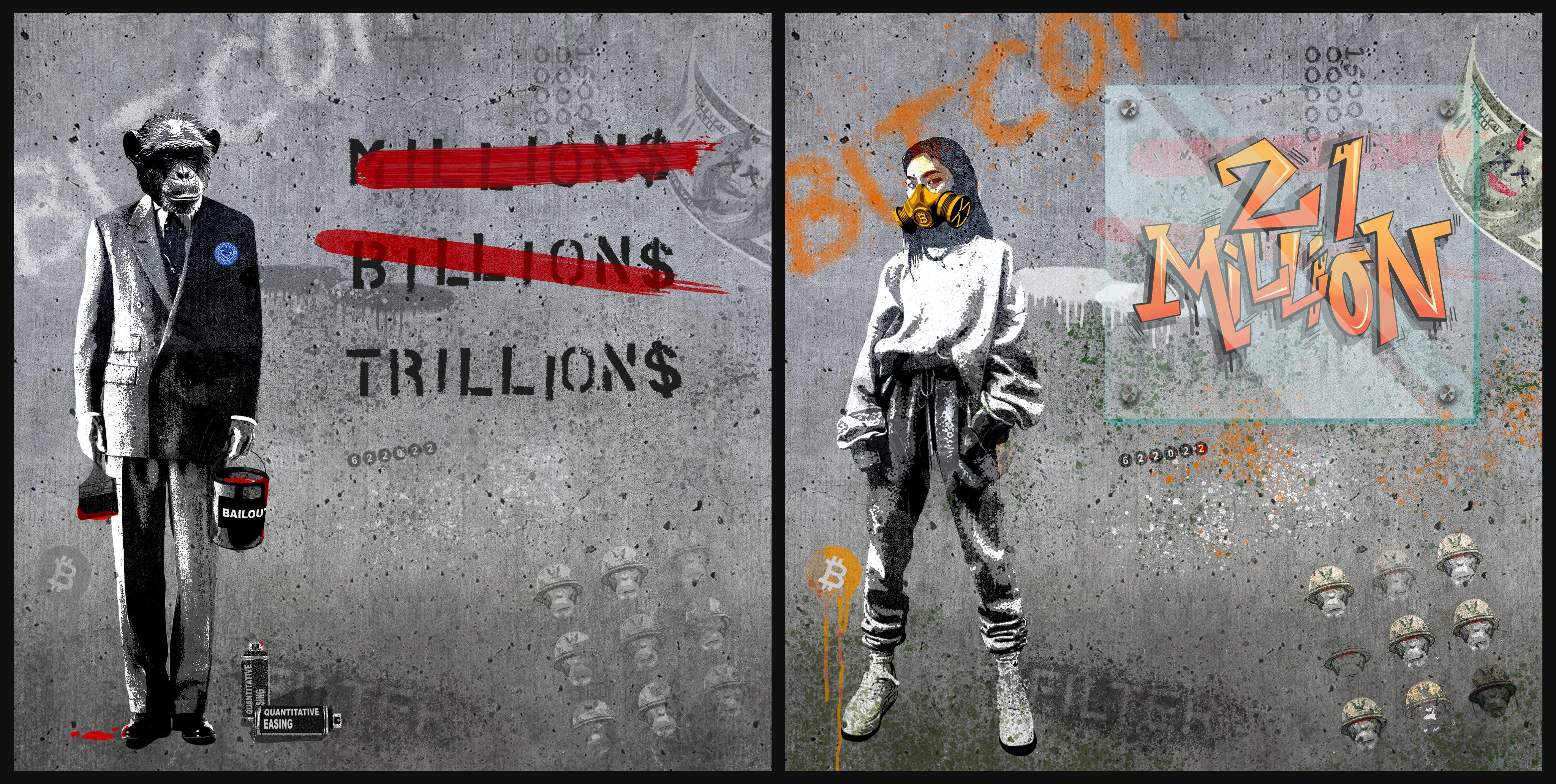 Trillions Bailout