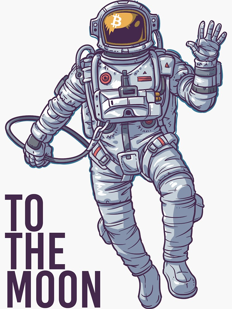 To The Moon Astronaut