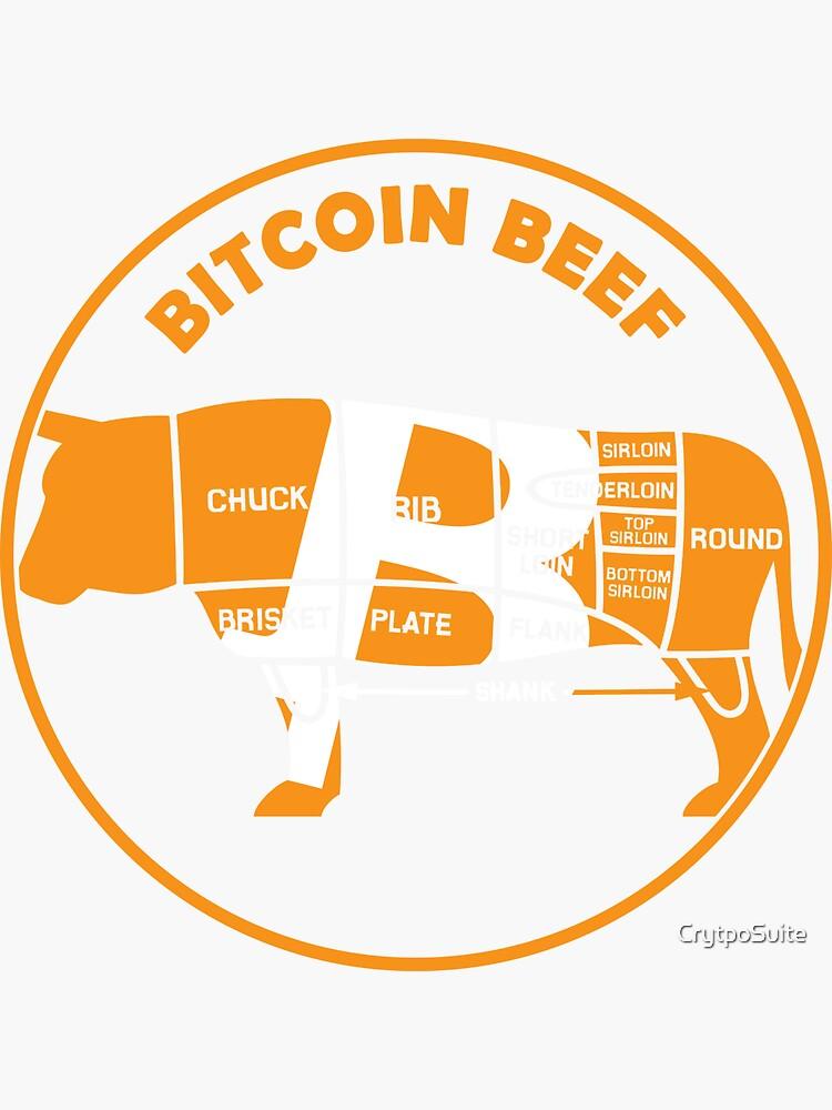 Bitcoin Beef
