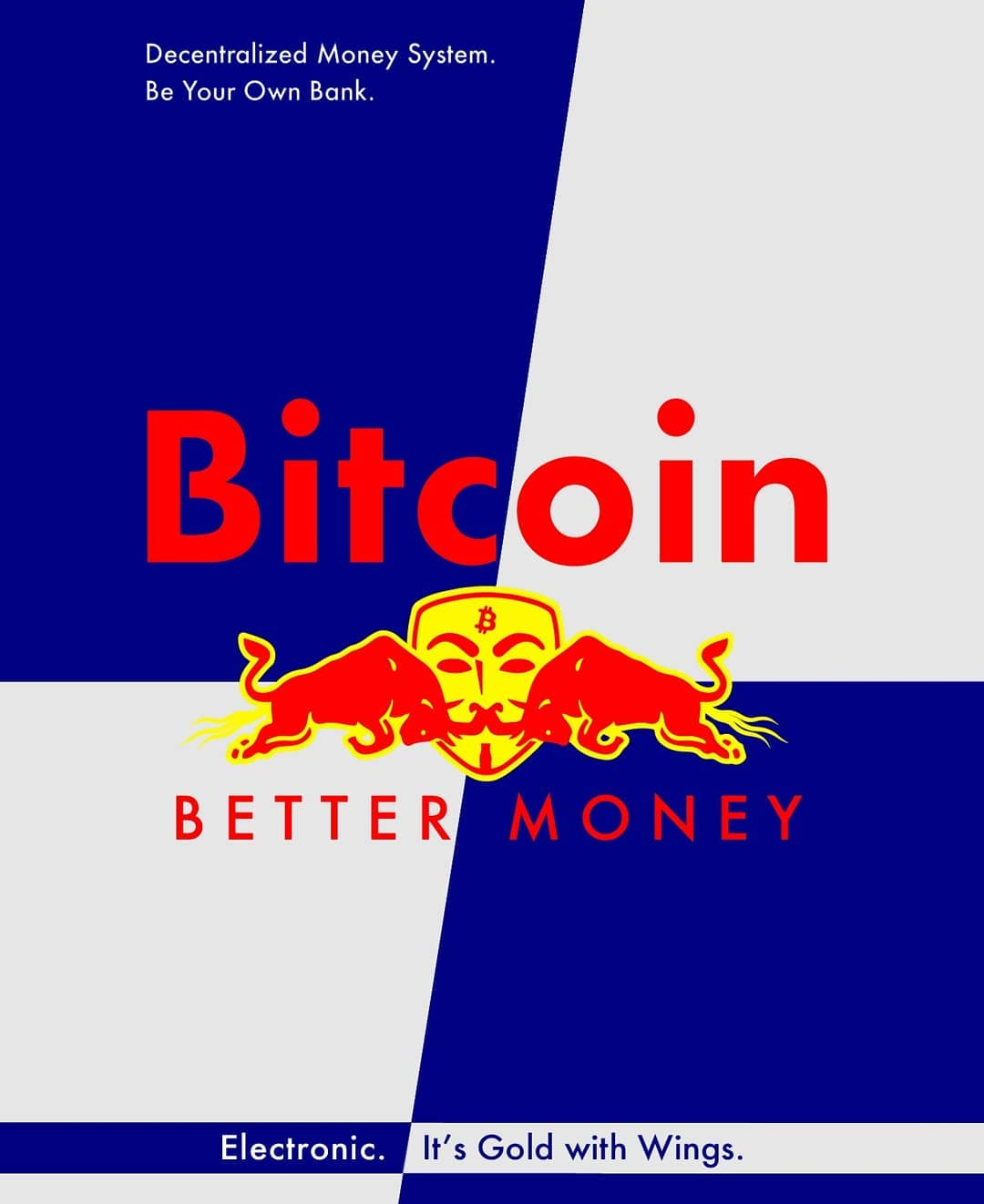 Bitcoin is better Money
