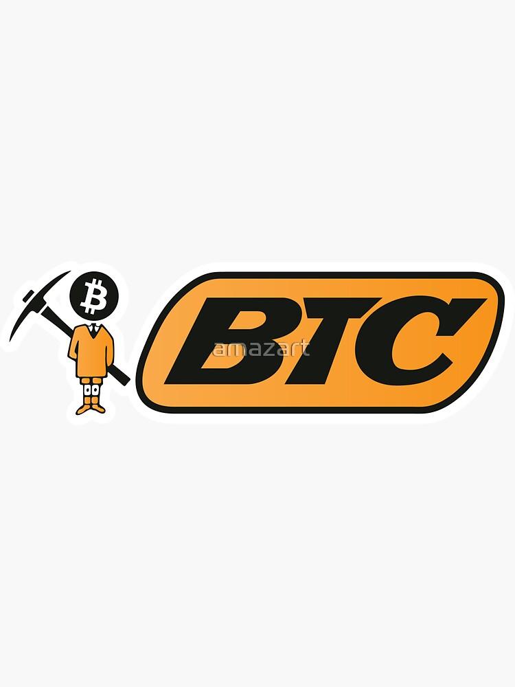 Bitcoin Bic Logo