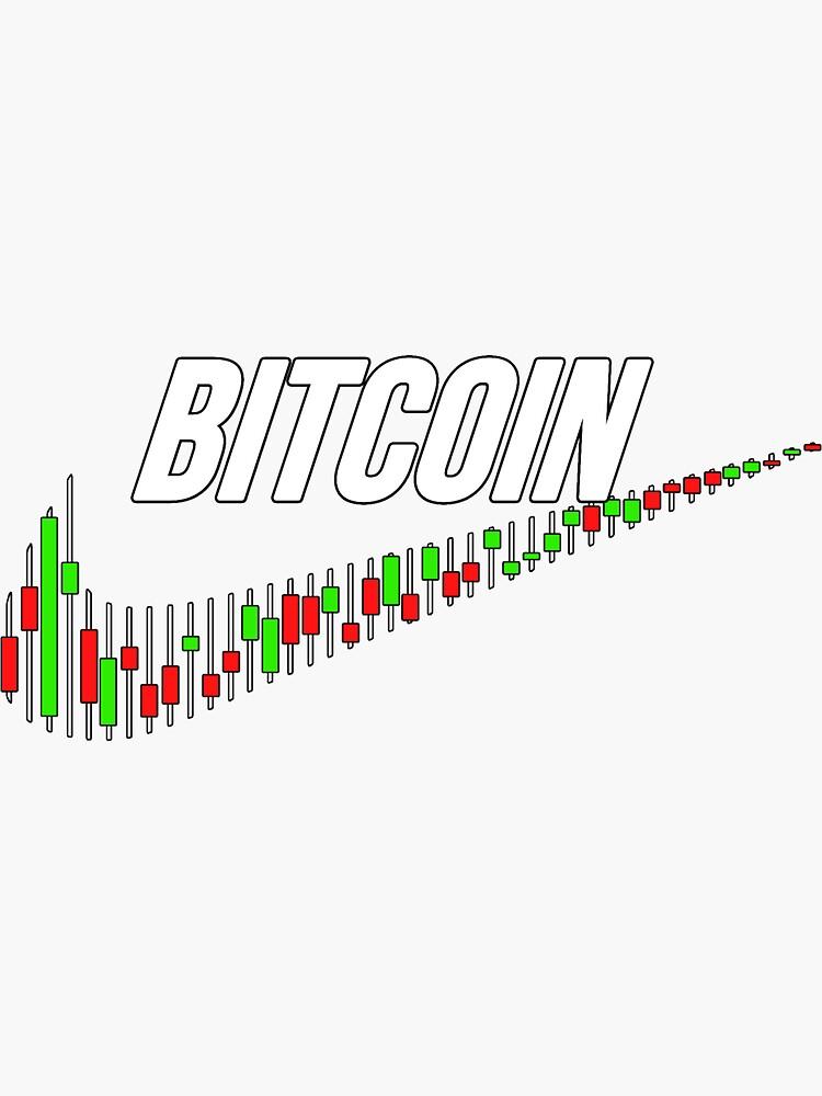 Bitcoin nike logo