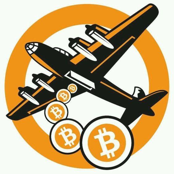Bitcoin bomber