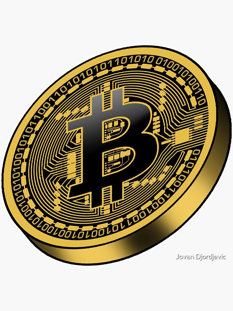 Bitcoin 3D Coin