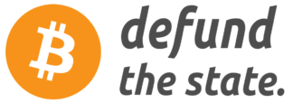 Bitcoin: Defund The State