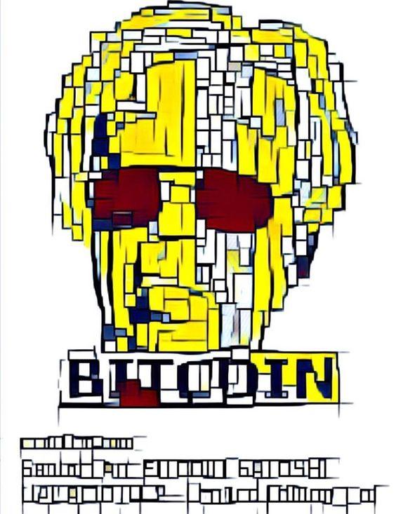 Bitcoin Face