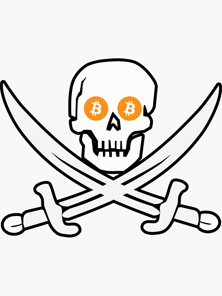 Bitcoin Jolly Roger