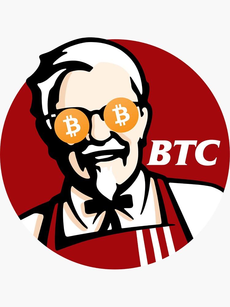 BTC KFC Logo