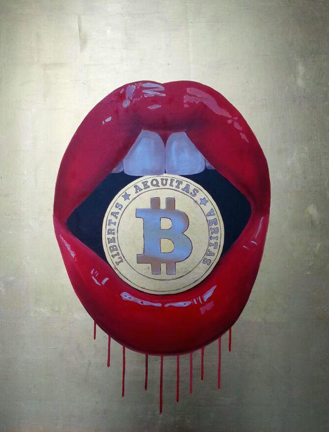 Bitcoin Kiss
