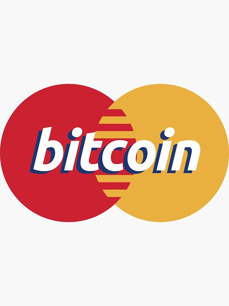 Bitcoin Mastercard Logo