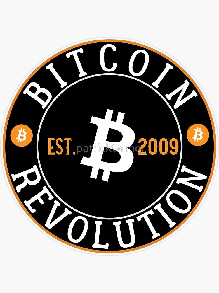 Bitcoin Revolution Est. 2008