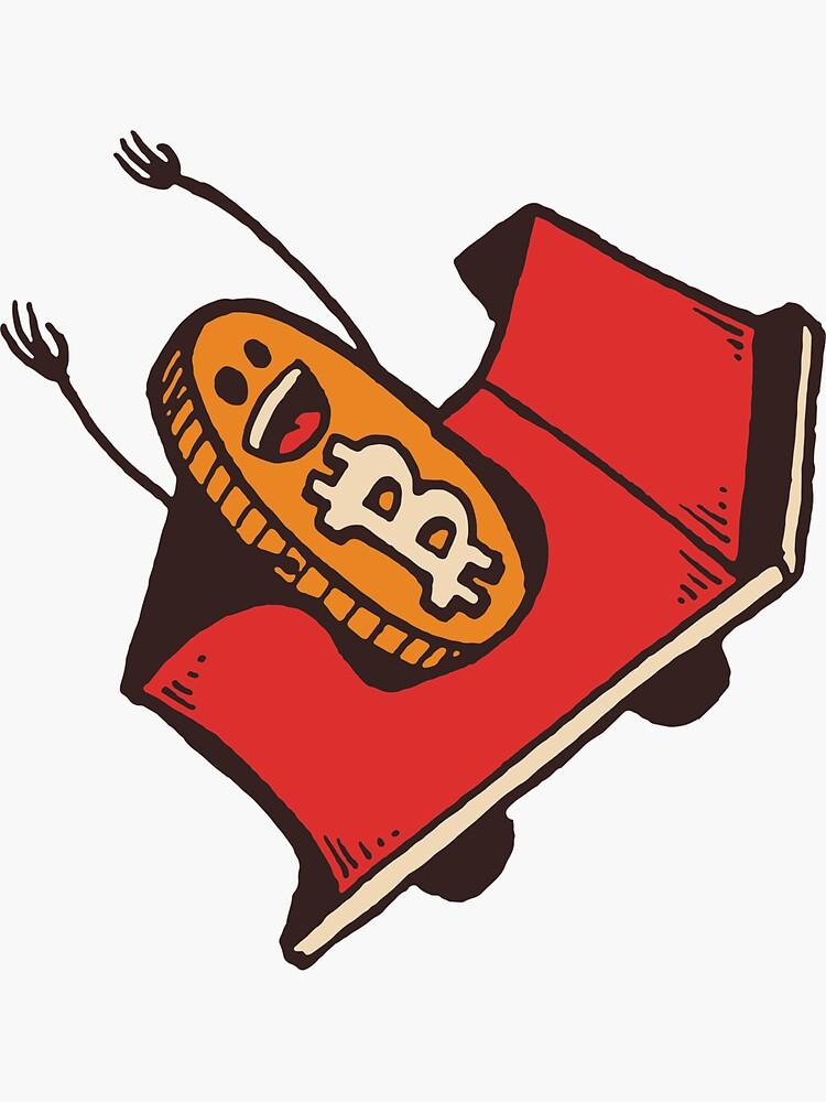 Bitcoin Rollercoasterguy