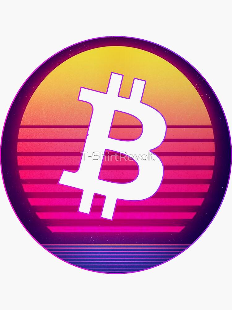 Bitcoin 80's Vibe