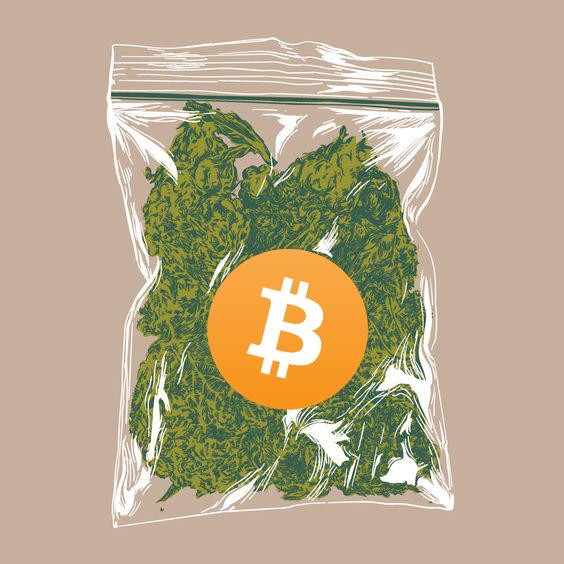 Bitcoin weed 2