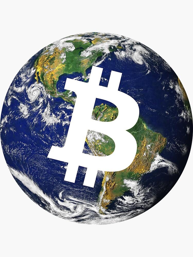 Bitcoin Globe